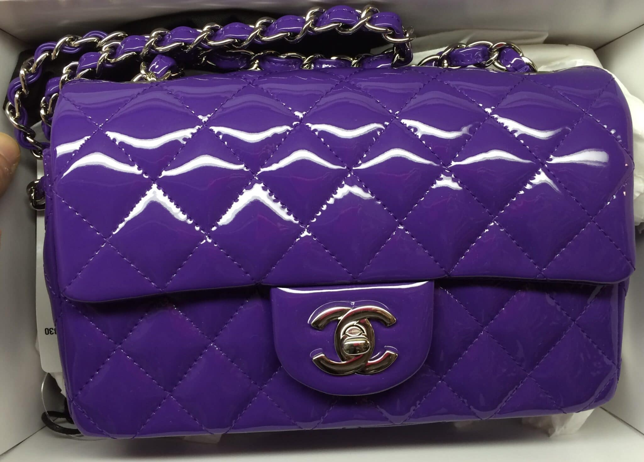 Chanel Cruise 2016 Classic Flap Bag Colors | Spotted Fashion