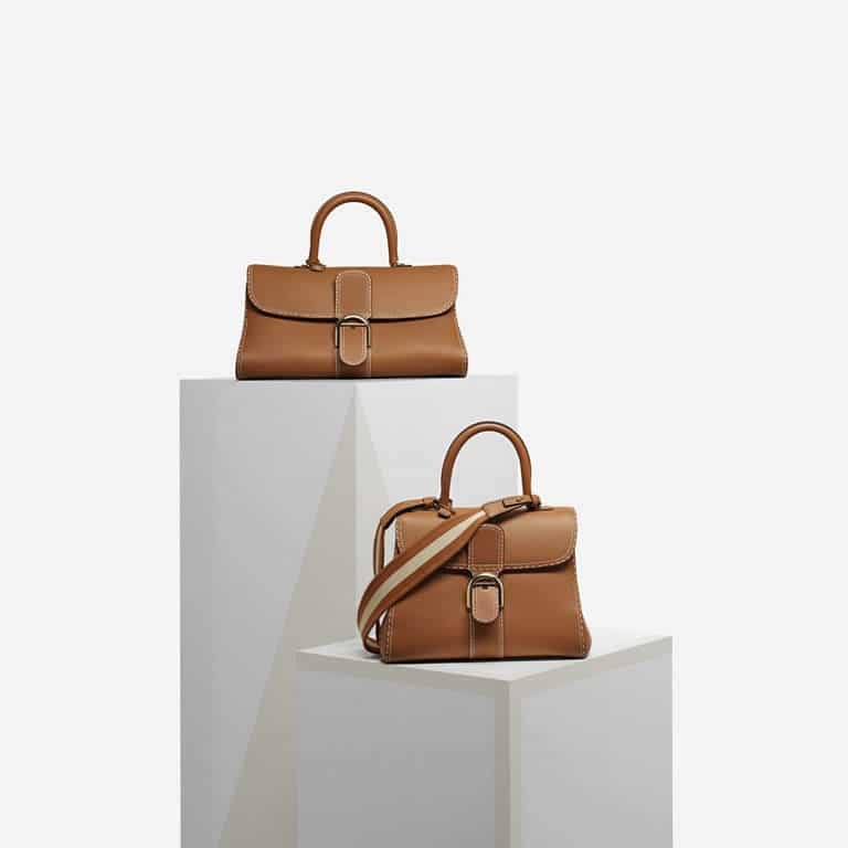 Delvaux Vegetal Brillant East/West / Brillant MM Bags