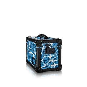 Louis Vuitton Aqua Epi Boite Promenade PM Bag