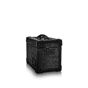 Louis Vuitton Black Epi Boite Promenade PM Bag