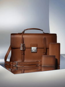 Louis Vuitton Cartable Bag/Brazza Wallet/Multiple Wallet