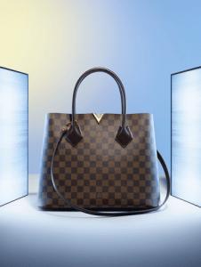 Louis Vuitton Damier Ebene Kensington Bag