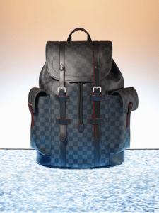Louis Vuitton Damier Graphite Christopher PM Bag and Enchappes Key Holder
