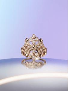 Louis Vuitton Dentelle De Monogram Ring