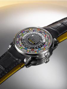Louis Vuitton Escale Time Zone Watch