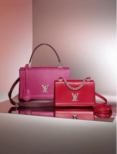 Louis Vuitton Lockme II and Lockme II BB Bags