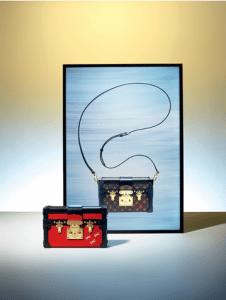 Louis Vuitton Monogram Canvas and Epi Petite Malle Bags