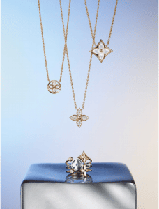 Louis Vuitton Monogram Necklaces and Ring