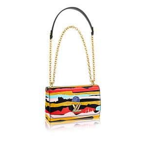 Louis Vuitton Multicolor Desert Print Go-14 PM Bag