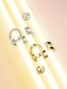 Louis Vuitton Serrure Rings and Cuffs