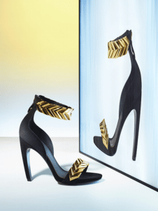 Louis Vuitton Symphone Strap Sandal