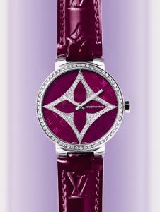 Louis Vuitton Tambour Monogram Star Watch
