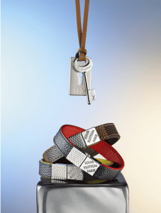 Louis Vuitton Travel Key Necklaces/Pull It Leather Bracelets