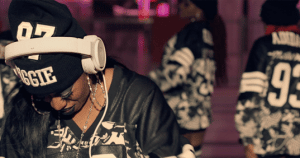 Missy Elliot - Beats x Fendi Pro Headphone