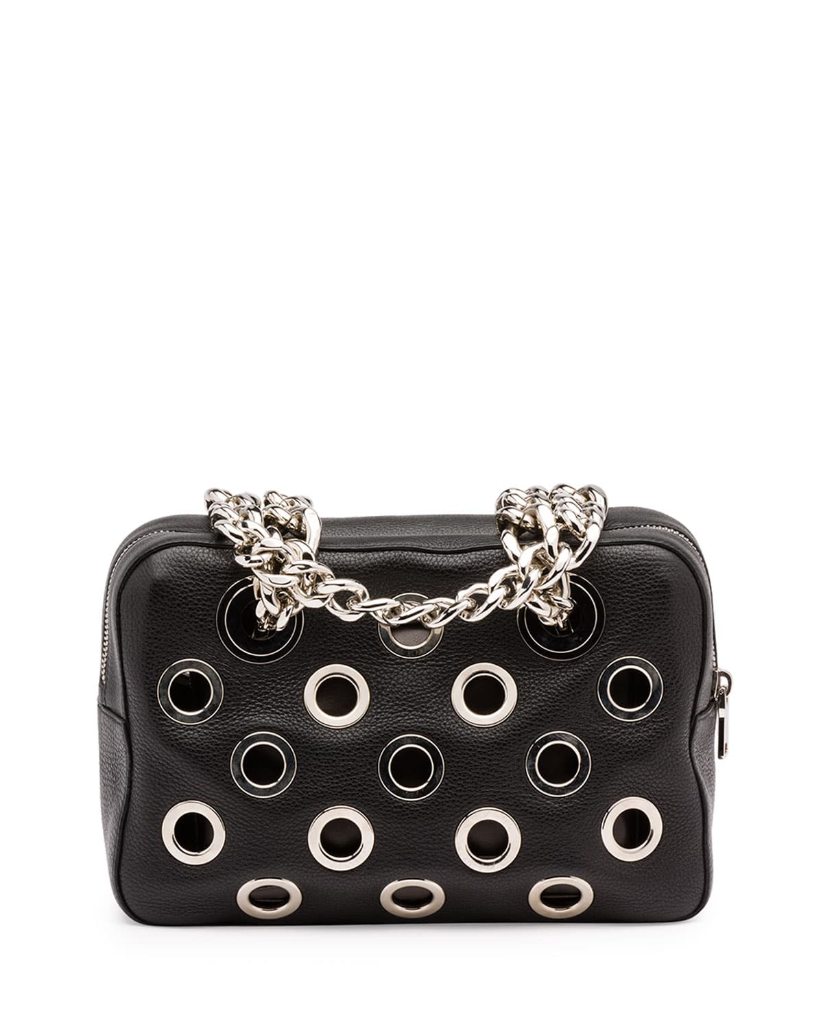 prada handbags for sale online - Prada Resort 2016 Bag Collection Featuring Perforated Handbags ...