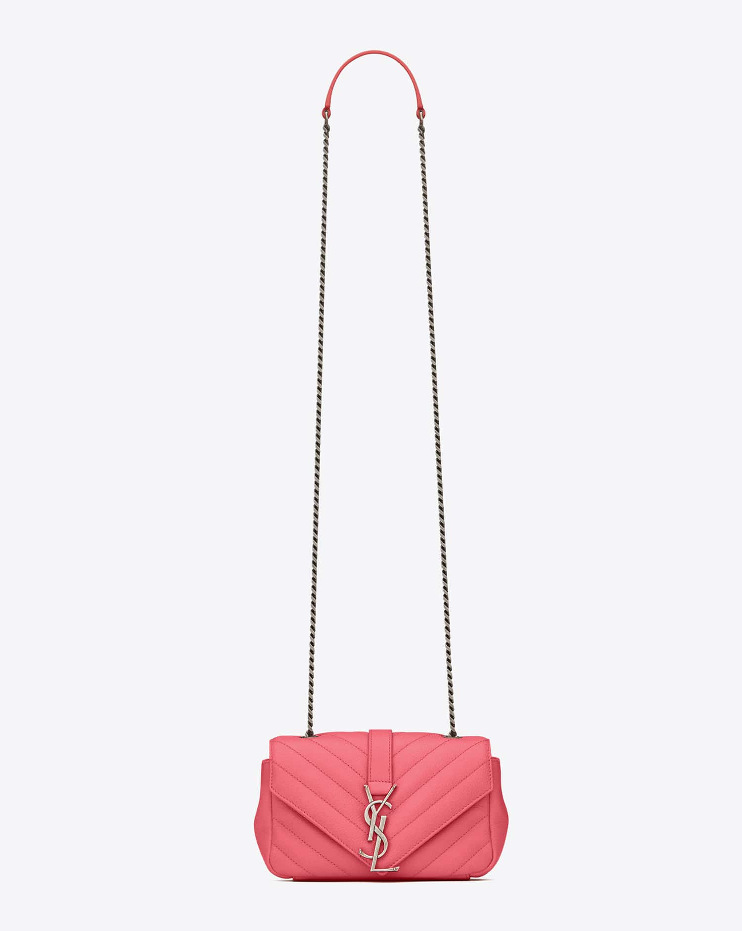 saint laurent bags sale - classic nano sac de jour bag in black and multicolor prairie ...