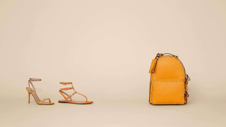 Valentino Shoes and Handbags SpringSummer 2014 images