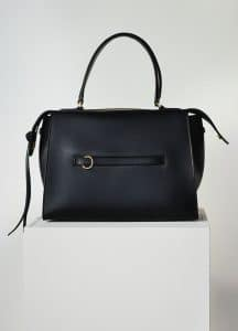 Celine Black Medium Ring Bag