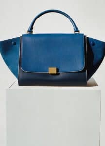 Celine Sea Trapeze Medium Bag