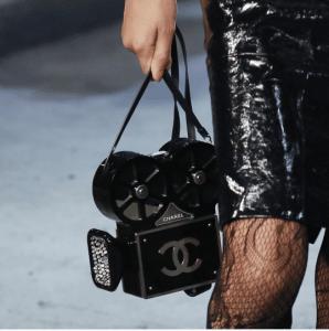Chanel Black Vintage Camera Shoulder Bag 3 - Pre-Fall 2016