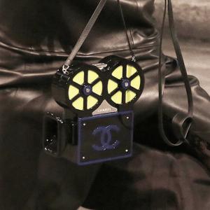 Chanel Black Vintage Camera Shoulder Bag 4 - Pre-Fall 2016