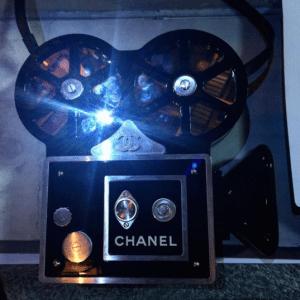 Chanel Black Vintage Camera Shoulder Bag 5 - Pre-Fall 2016