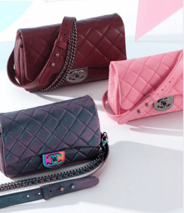 Chanel Double Carry Flap Bag 1