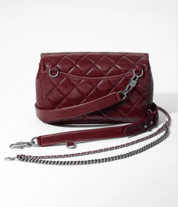 Chanel Double Carry Flap Bag 2