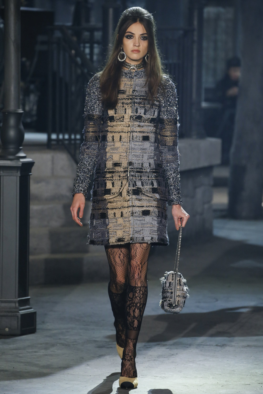 Chanel Paris In Rome M 233 Tiers D Art Pre Fall 2016 Runway