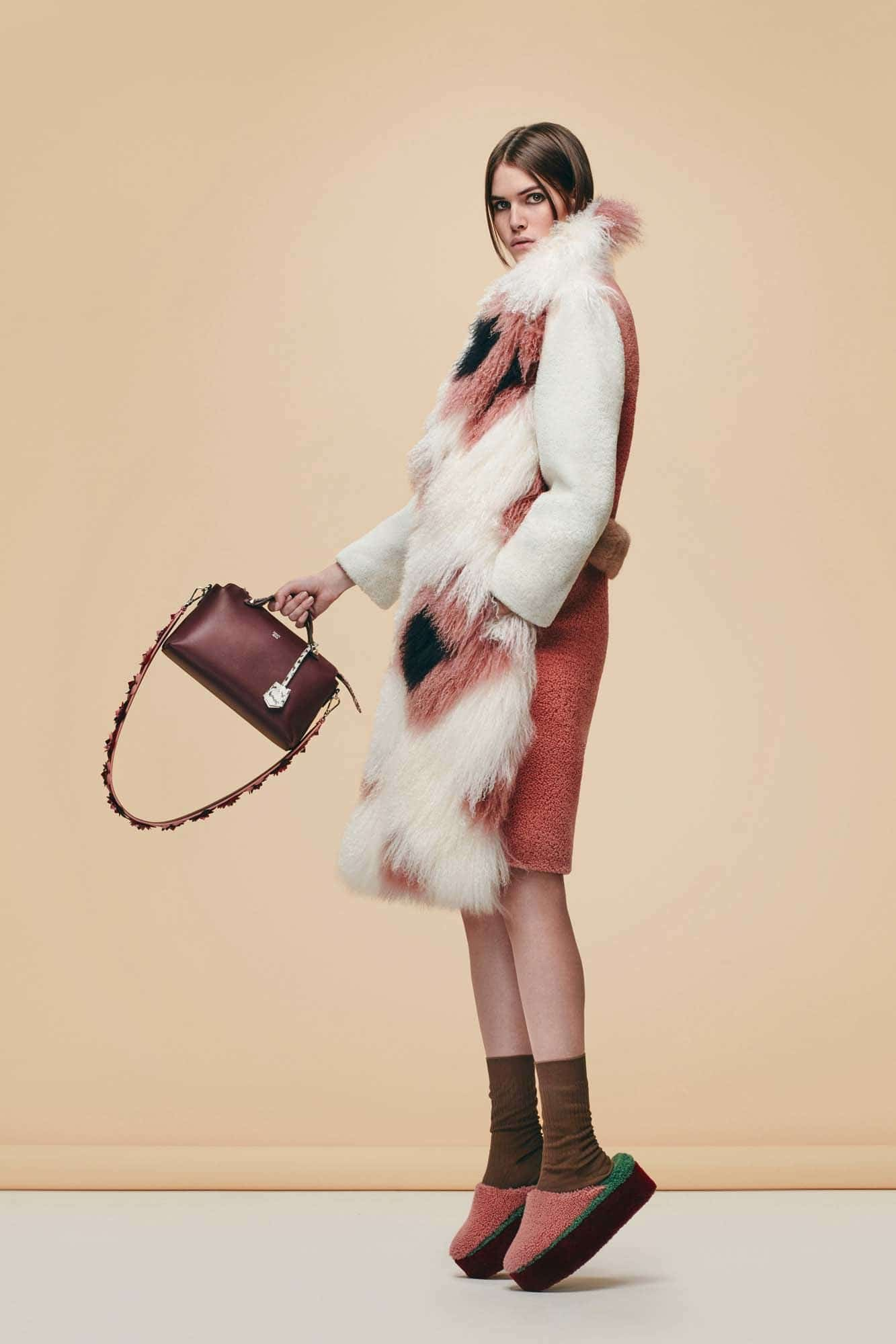 Fendi Pre Fall 2016 Bag Collection Spotted Fashion