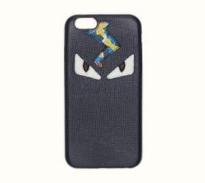 Fendi Multicolor Bag Bugs Granite Print iPhone 6 Cover