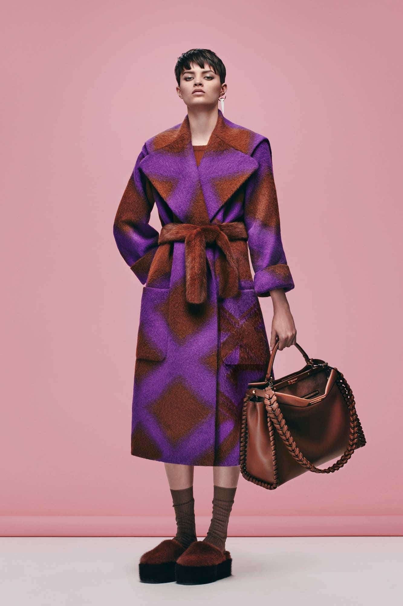 2016 Fall 2017 Winter Fashion Trends For Teens: Fendi Pre-Fall 2016 Bag Collection