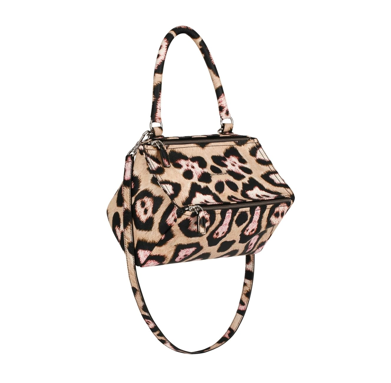 Givenchy Resort 2016 Bag Collection featuring Colored Leopard Print ... 9f8ea737e779c