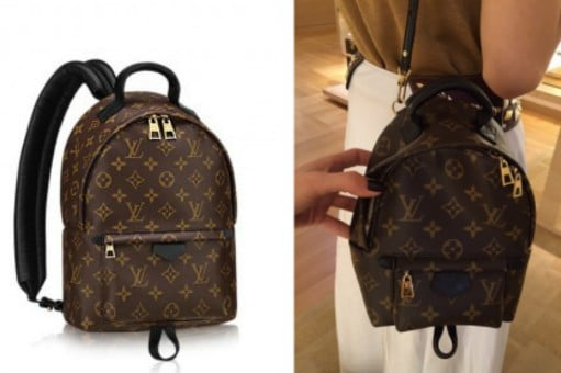 df36b9dcccb0 Louis Vuitton Palm Springs Backpack Bag Reference Guide