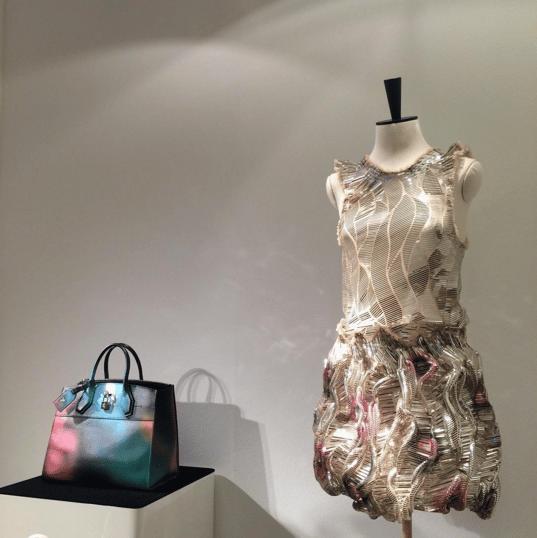 Louis Vuitton Multicolor City Steamer Tote Bag - Spring 2016