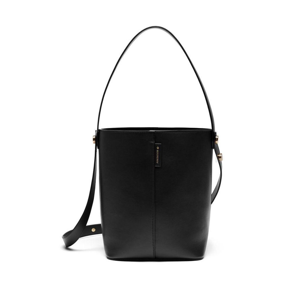 ... cheap mulberry black flat calf kite tote small bag 6494c bc0f7 7cc813277fa95