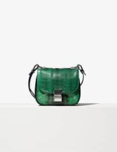 Proenza Schouler Aloe Karung Tiny Kent Bag