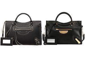 Balenciaga City Bags for 2016