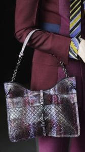 Bottega Veneta Violet Ayers Shoulder Bag