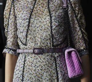 Bottega Veneta Violet Olimpia Bag 2