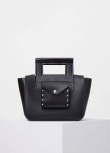 Celine Black Small Square Bag