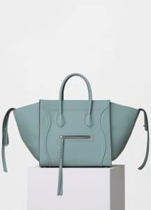 Celine Jade Medium Luggage Phantom Bag