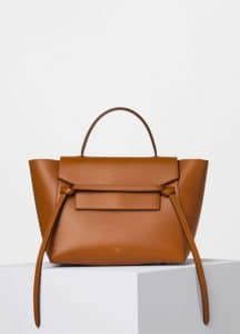 Celine Tawny Supersoft Calfskin Mini Belt Bag
