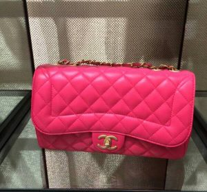 Chanel Pink Mademoiselle Chic Flap Mini Bag