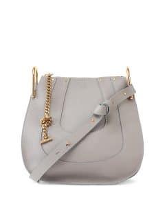Chloe Gray Hayley Hobo Small Bag