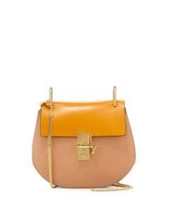 Chloe Sand Drew Small Bag