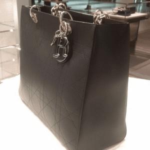 Dior Black Ultradior Bag 2