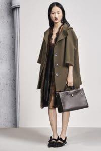Dior Brown Diorever Tote Bag