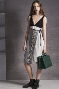 Dior Green Diorever Tote Bag