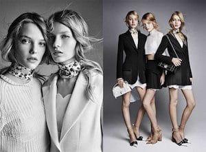 Dior Spring/Summer 2016 Ad Campaign 1